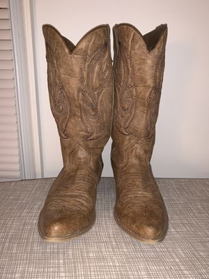 Cowboy Boots (Size 9W) for Sale in Fairfax, VA