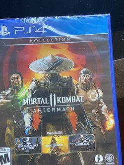 Mortal Kombat Kollection PS4 for Sale in Richmond,  CA