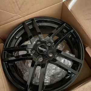 Gloss Black Wheels for Sale in Clarksburg, MD