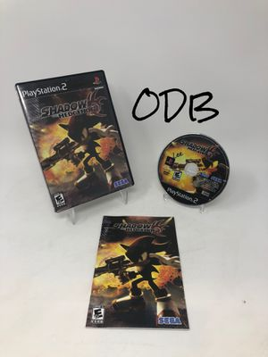 Shadow the Hedgehog - PlayStation PS2 for Sale in Parkville, MO