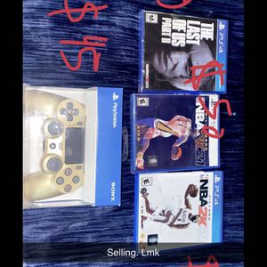 Ps4/Ps5 Games for Sale in South Gate, CA