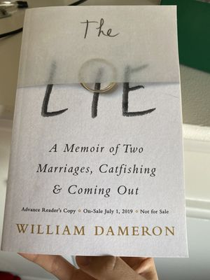 The Lie. Novel for Sale in Arlington, VA
