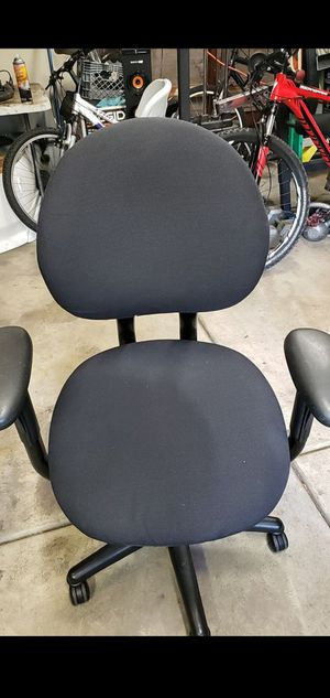 Adjustable office chair almost new condition awesome excellent for Sale in Hanover Park, IL