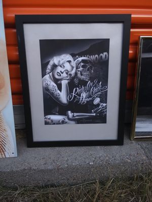 Marilyn Monroe picture for Sale in Grand Island, NE