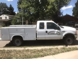 2001 f350 for Sale in Golden, CO