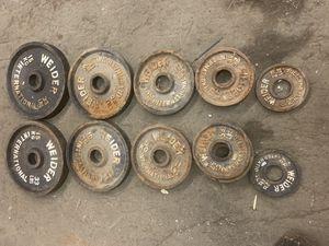Weights welder set for Sale in Skokie, IL