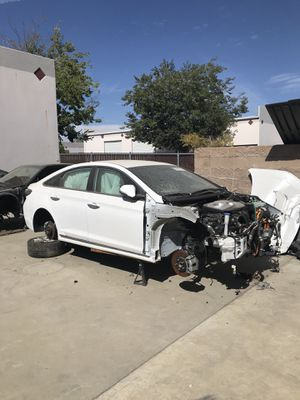 2017 Hyundai Sonata Hybrid Parts For In Sacramento Ca