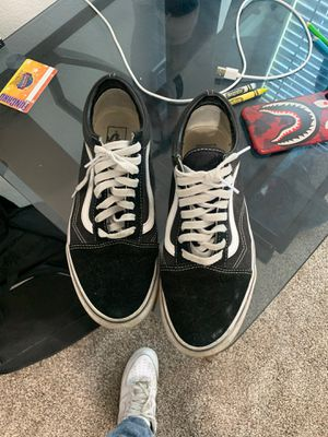 Vans 9.5 for Sale in Fremont, CA