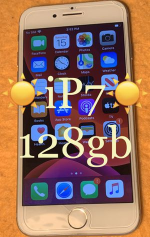 iPhone 7 128gb Sprint/Boost for Sale in Lake Worth, FL