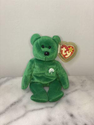 TY Original Beanie Baby Erin Bear for Sale in San Leandro, CA