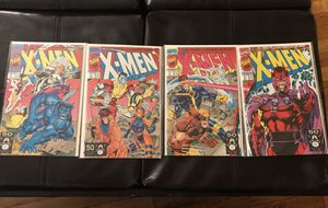 4 Mint Condition: X Men #1(1991 version) Comic books for Sale for sale  New York, NY