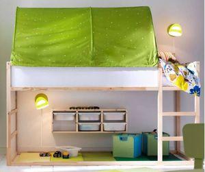 IKEA KURA Kids Reversible Twin Loft Bed for Sale in San Dimas, CA