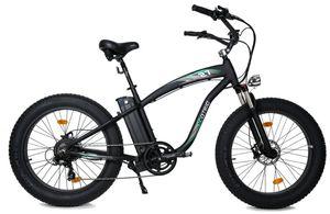 2020 Beach Cruiser Mountain E-Bike Exotic Hammer Fat Tire 1000W 48W for Sale in South San Francisco, CA