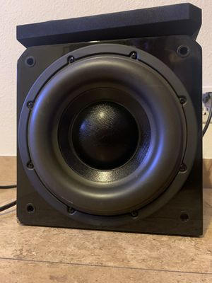 """Sunfire 8"""" High Resolution Series Subwoofer Brand , works perfectly for Sale in Phoenix, AZ"""