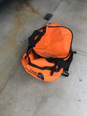 North Face medium 71L basecamp duffel bag for Sale in Bellevue, WA