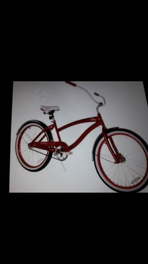 Red womens bike 24 inch for Sale in Brandon, FL