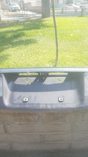 Acura TL Acura TL Type S 2004 2005 2006 2006 2008 rear plate holder with reverse cam parts for Sale in Claremont, CA