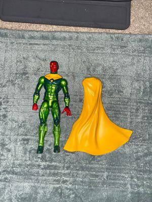 Marvel legends Vision. Hulk buster baf wave for Sale in Lodi, CA