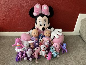 Stuffed Animals & Dolls for Sale in Fontana, CA