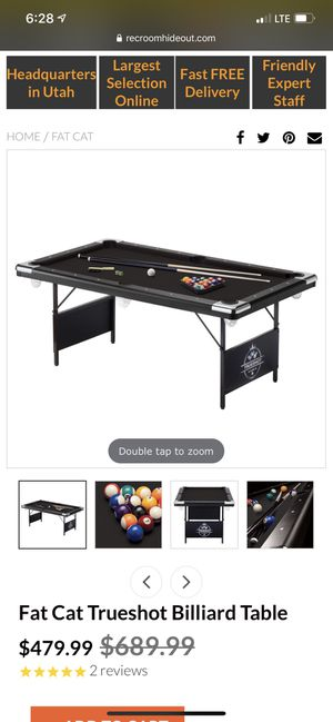 New pool table for Sale in Phoenix, AZ