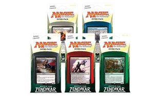 MTG battle for zendikar intro deck set for Sale in Hayward, CA