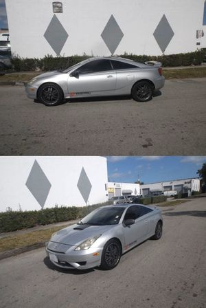 2003 Toyota Celica GT Sport! 4 cyl! for Sale in Hollywood, FL
