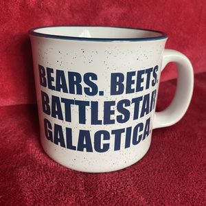 "The Office Dwight Schrute ""Bears, Beets, Battlestar Galatica"" Mug ☕️ for Sale in Whittier, CA"