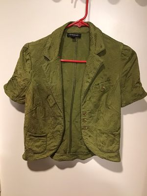 GREEN HALF JACKET for Sale in Irvine, CA