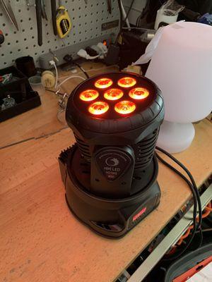 Disco light led new for Sale in Naples, FL