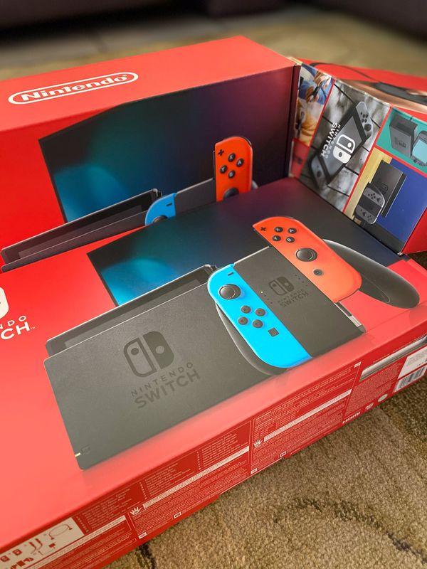 Nintendo Switch V2 32G **BRAND NEW IN BOX**