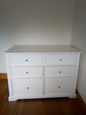 White desk for Sale in Norwood, MA