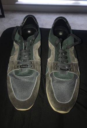 Burberry Shoes Size 12 used once for Sale in Tampa, FL