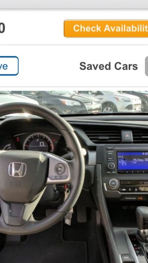 Hi Honda Bought May 2016 almost 15000 miles. Asking 18000 OBO Bluetooth, backup camera, great gas mileage, auto locks/windows, spacious and comforta for Sale in Montgomery Village, MD