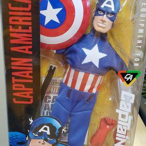 1/6 Captain Action CAPTAIN AMERICA Uniform & Equipment Marvel New for Sale in Hayward, CA
