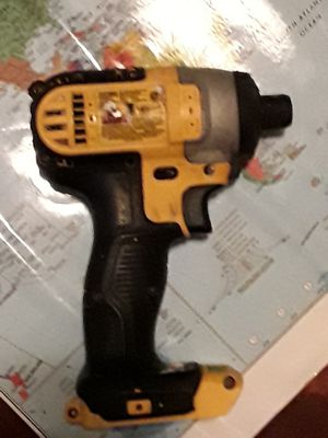 Dewalt Impact Drill 20 Volt for Sale in Pharr, TX