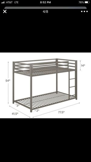 Full bunk bed for Sale in Oakland, CA
