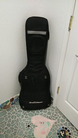 Roadrunner guitar gig bag for Sale in Apple Valley, CA