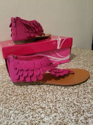 Hot pink sandals for Sale in Marietta, GA
