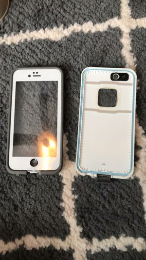 iPhone lifeproof case for Sale in El Paso, IL