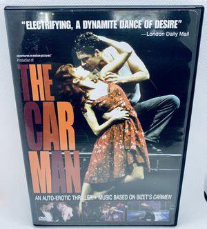 THE CAR MAN DVD Musical Swan Lake CIB for Sale in Puyallup, WA