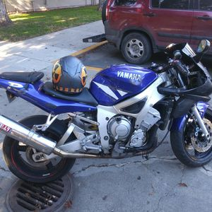2000 Yamaha R6 for Sale in Stockton, CA