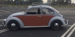 Trade for motorcycle bug starts up but bad engine knocking noise tags up to date no wrecks Yamaha Honda Kawasaki Suzuki bobbled vw bug trade 68 for Sale in Santa Fe Springs, CA