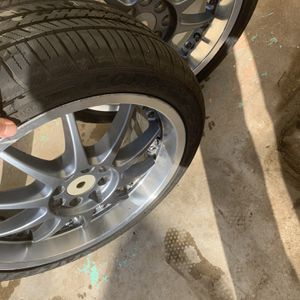17X7 TENZO R WHEELS for Sale in Fresno, CA