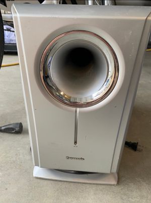 Panasonic Subwoofer for Sale in Bakersfield, CA
