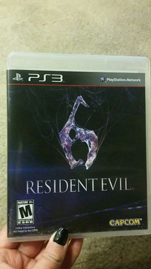 PS3 game Resident Evil 6 for Sale in Lancaster, OH