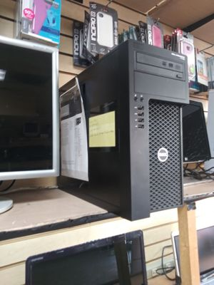 Dell computer software easy financing no credit needed in perfect condition selling fast for Sale in Fontana, CA