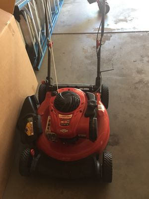 Lawn mower and weed wacker for Sale in Denver, CO