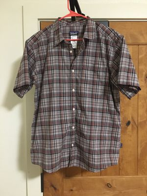 Men's Patagonia button up Large for Sale in Upper Gwynedd, PA