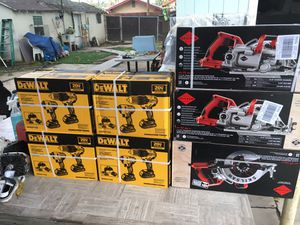 Brand new tools for sale for Sale in Fresno, CA