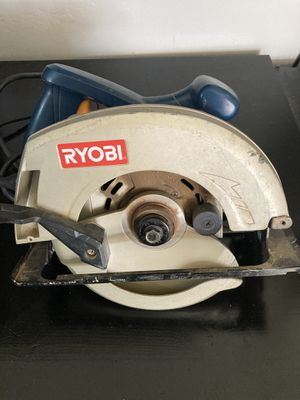 "Ryobi Circular Skill Saw 7 1/4"" for Sale in Norwalk, CA"